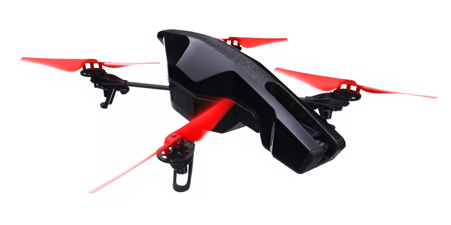 Parrot ar. Drone 2. 0 quadcopter power edition (red) pf721005 b&h.