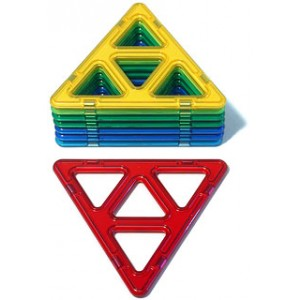 Magformers Супер треугольники 12