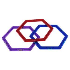 Magformers Шестиугольники 12